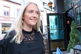 Sandra Bruflot (H) fra mammapermisjon til Stortinget