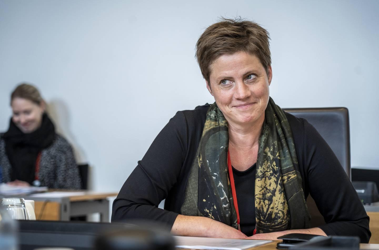 Statssekretær Maren Herseth Holsen (V) i Klima- og miljødepartementet.