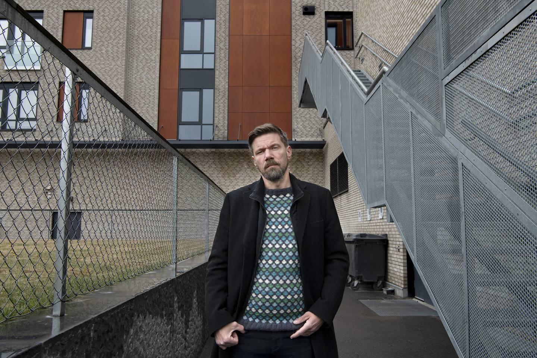 Jørn Ljunggren.  Aktuell med boka Arbeiderklassen.