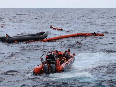 Migranter har mistet livet i nye forlis: – Nok en tragedie i Middelhavet