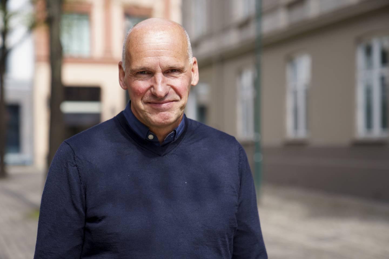 Partiet Sentrum har landsmøte denne helga. Geir Lippestad, som er advokat og leiar for partiet, skal halde tale. Foto: Torstein Bøe / NTB / NPK