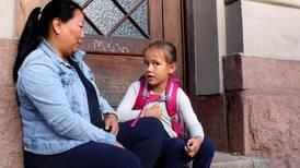 Hvordan blir skolestart for Ella (6)?