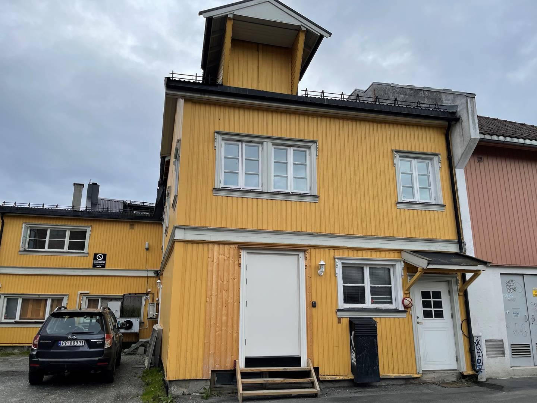 Denne moskeen i Kongsberg besøkte siktede Espen Andersen Bråthen for noen år tilbake. Styreleder i moskeen, sier mannen gjorde et inntrykk