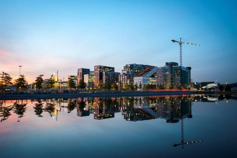 Nå må Oslo riste av seg mindreverdighetskomplekset sitt! Den er jo en av verdens aller heteste byer – akkurat nå! FOTO: VISIT OSLO/THOMAS JOHANNESSEN
