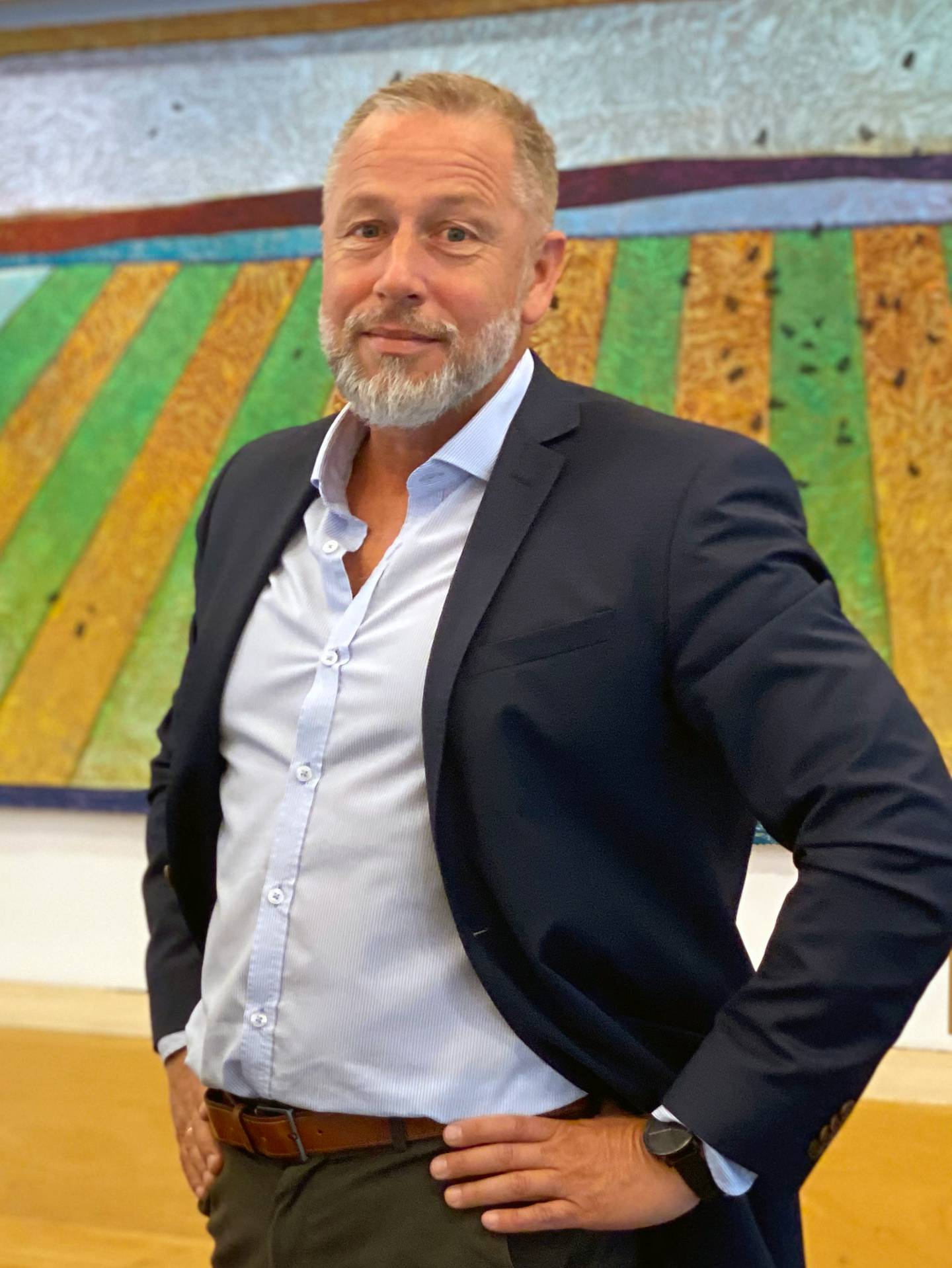 Direktør i Nav Øst-Viken, Steinar Hansen.