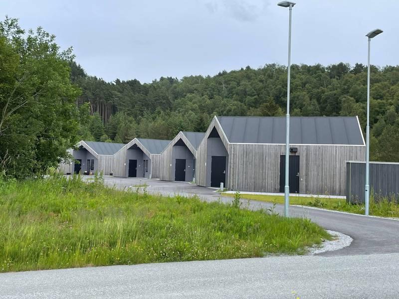 Nye kommunale bustadar i eksisterande bustadfelt på Rennesøy.