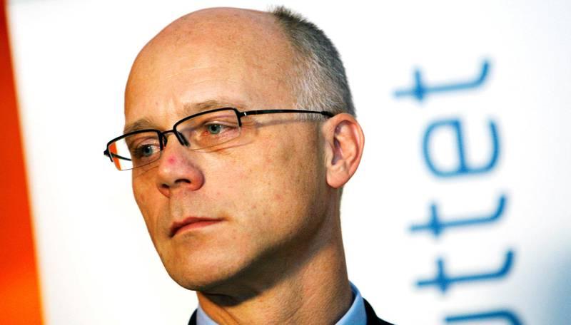 Avdelingsdirektør Bjørn Iversen er en av flere som har passert milliongrensa på lønnsslippene fra FHI, siden 2015. Han tjener nå 1.065.610 kroner, 92.910 kroner mer enn for tre år siden.