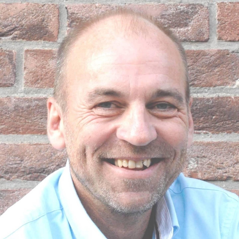 Erik Brun-Pedersen som er stabsleder for fellestjenester i Drammen kommune.