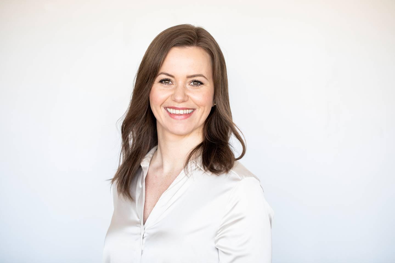 Digital- og PR ansvarlig i Diplom Is, Anne-Lene Molland.