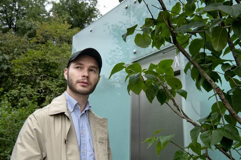Jonas Sundquist. Forfatter