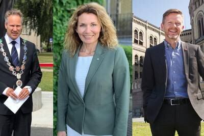 Disse Østfold-politikerne kom inn på Stortinget