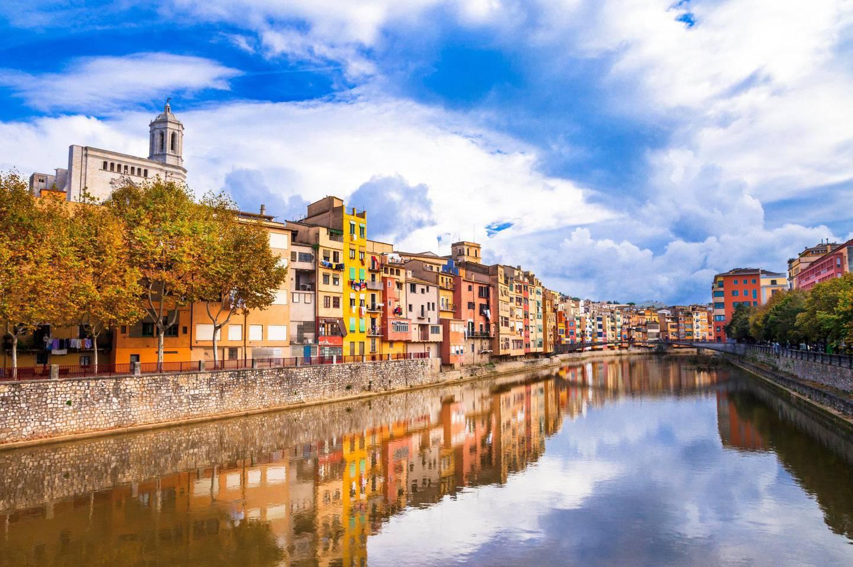 Girona byr på både spennende historie og avant garde-restauranter. FOTO: ISTOCK