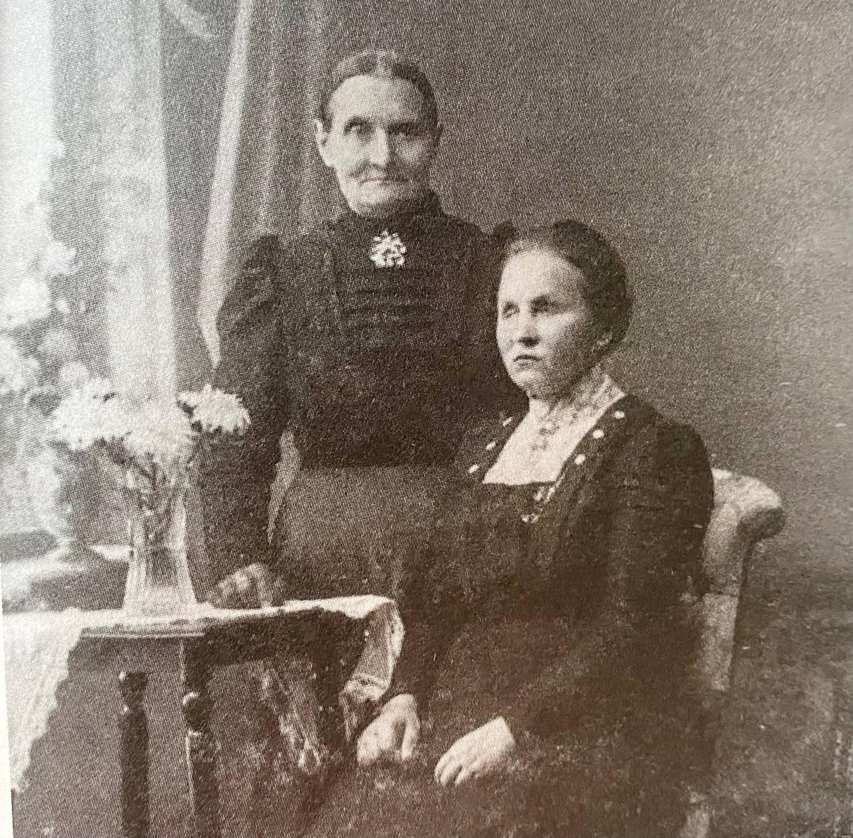 Ragnhild og Helen