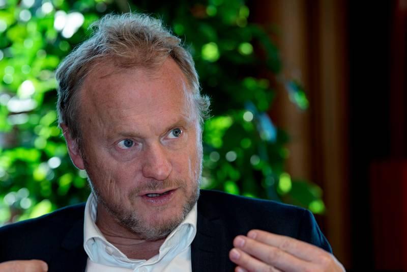 Raymond Johansen. Byrådsleder. Politiker (Ap). Leder for Oslos byråd.