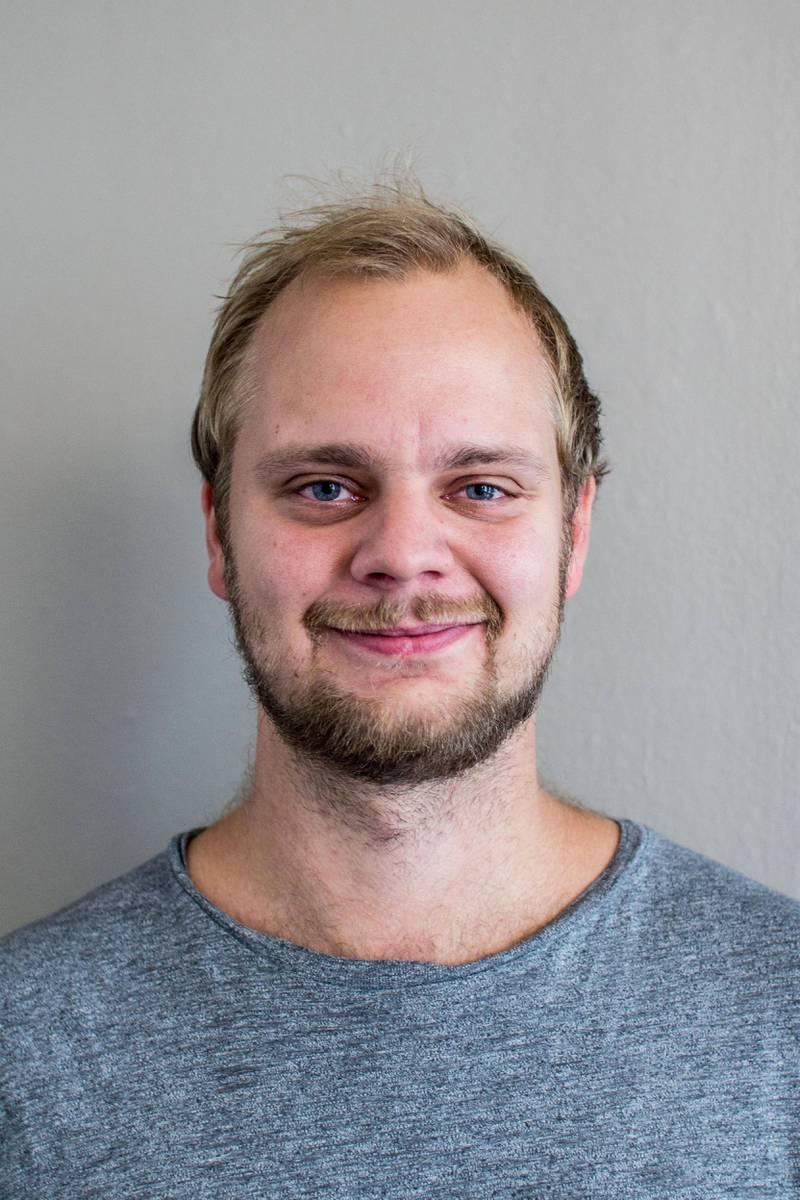 *** Local Caption *** Redaktør for Manifest Tidsskrift, Mimir Kristjansson. Foto: Manifest