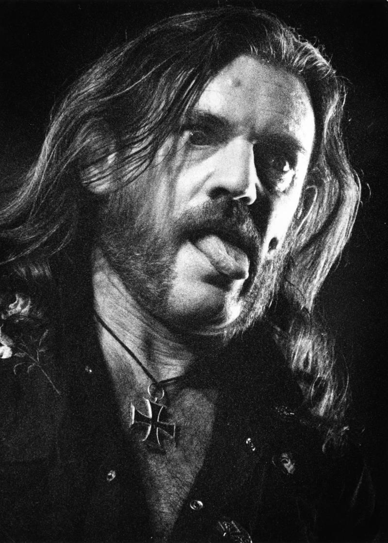 Lemmy anno 1993. FOTO: Annette Klingvall
