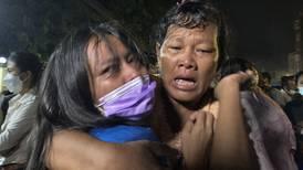 Myanmar løslater politiske fanger