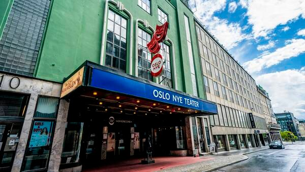 Trapper opp kulturstreiken – Oslo Nye rammes