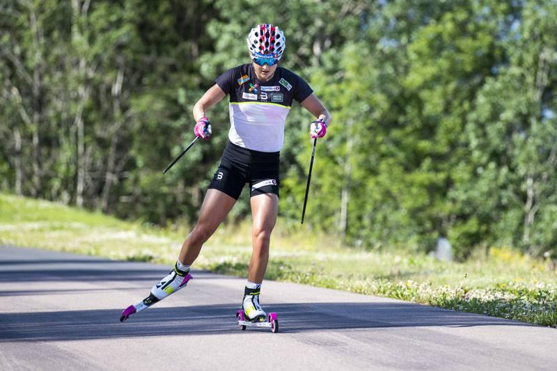 Ingvild Flugstad Østberg fortsetter på landslaget. Foto: Terje Pedersen / NTB
