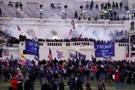 Republikanerne setter stopper for 6. januar-kommisjon