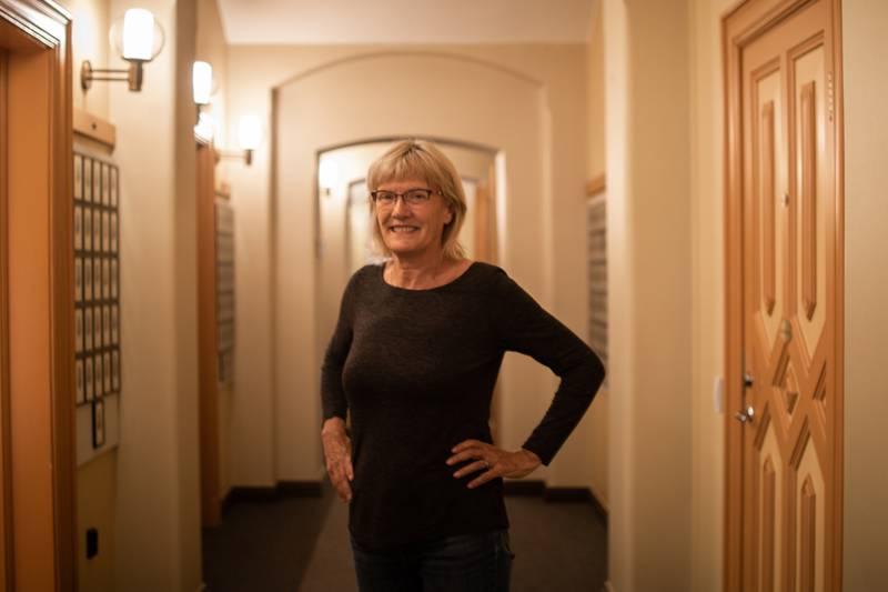 Nå ser Karin Andersen framover. Hun skal fortsette å engasjere seg i SVs politikk.