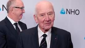 Tidligere næringslivsleder og politiker Leif Frode Onarheim er død
