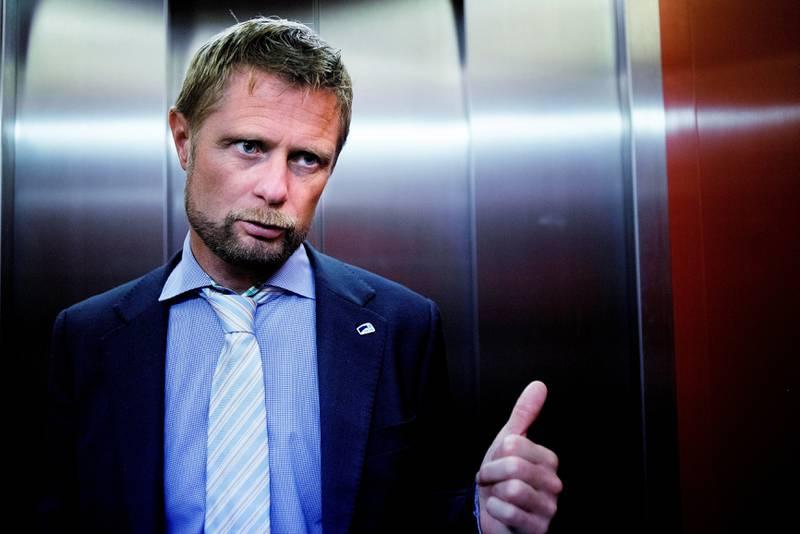 Helse- og omsorgsminister Bent Høie (H). Foto: NTB scanpix