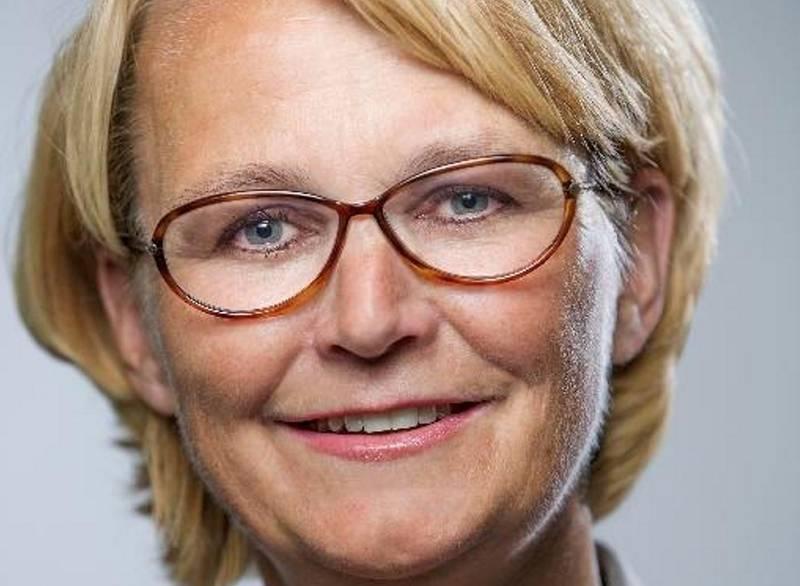 SJEF: Administrerende direktør Anette Willumsen i Lindorff