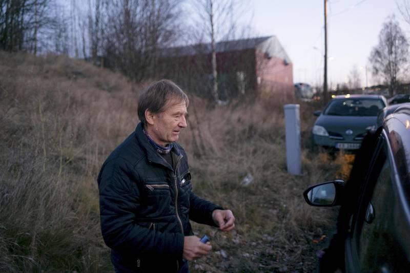 Terje Skog er veteran og legende i foreningen.