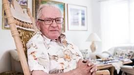 Pensjonskassa ville ha tilbake 574.000 kroner fra tidligere fengselsbetjent Hagder (82)