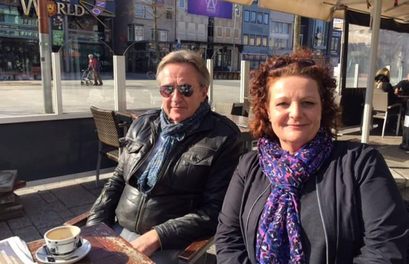 Jack og Feikje Visser savner mer toleranse i Nederland, og er bekymret for tonen i debatten.