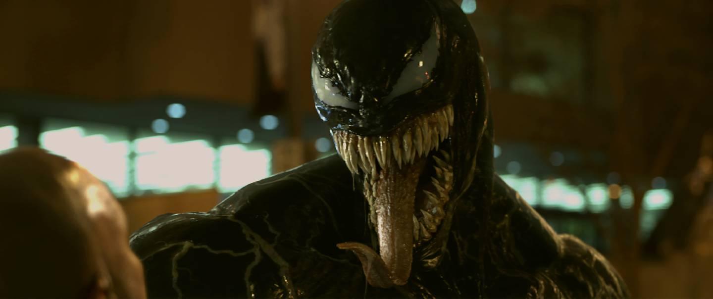 Tom Hardy gjentar rollen som Venom i høstens oppfølger til filmen fra 2018.
