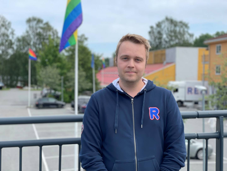 Kjøpmann hos Rema 1000 Åskollen