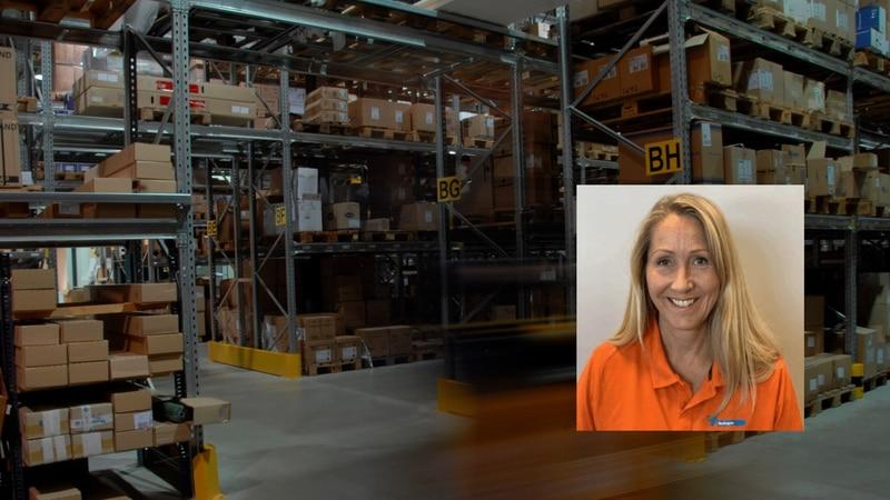 – Vi opplever et enormt press fra både kunder og andre som ønsker å sikre seg varer, sier markedssjef Mona Wenzell hos den lokalt eide grossisten Medi Partner.