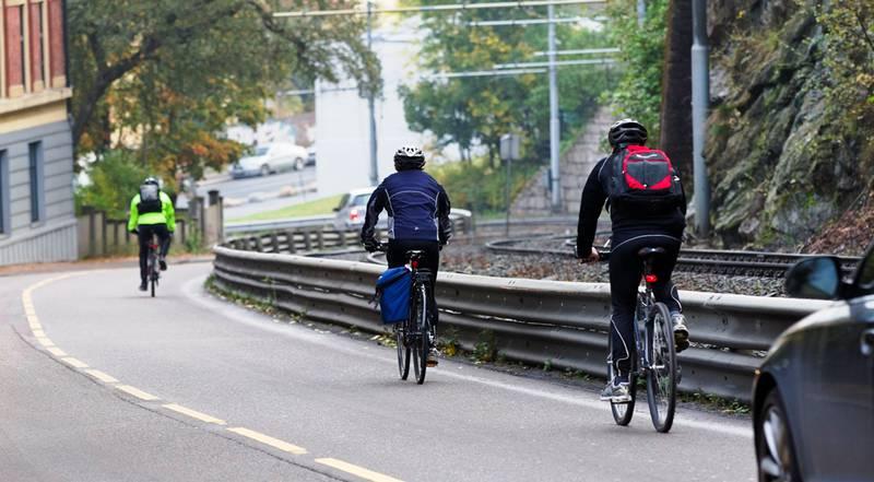 Tilrettelegging for aktivitet, som sykkelveier og -stier og gangveier og stier, vil være med på å spare helsekroner, mener medlemmer av Nasjonalt råd for fysisk aktivitet, som Helsedirektoratet la ned fra årsskiftet.
