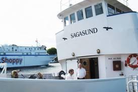"""Sagasund"" i opplag på ubestemt tid"
