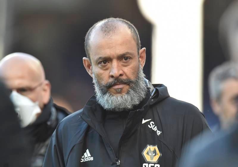 Nuno Espírito Santos dager som Wolves-sjef er talte. Foto: Peter Powell / AP / NTB