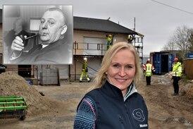 40 år siden Stabbur-Nilsen ga Hjørgunn gård til Sanitetskvinnene: – Ingen selvfølge at vi fortsatt er levedyktige