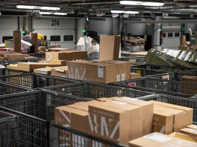 Tidenes pakkevekst for norske logistikkbedrifter