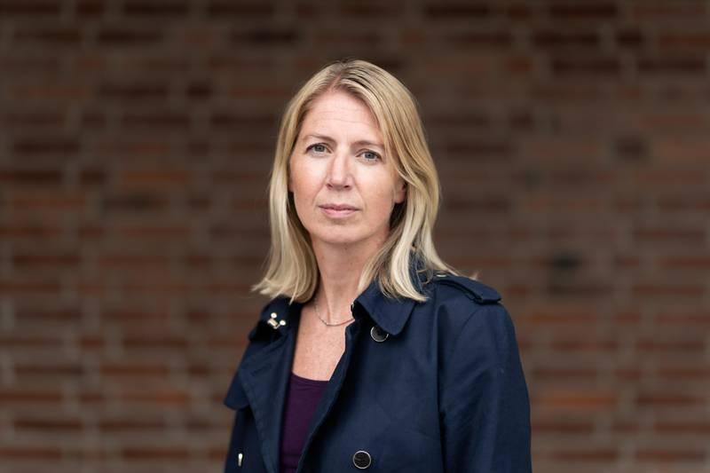 Oslo 25.05.20. Mina Gerhardsen er generalsekretær i Nasjonalforeningen for folkehelsen. Foto: John Trygve Tollefsen / Nasjonalforeningen for folkehelsen