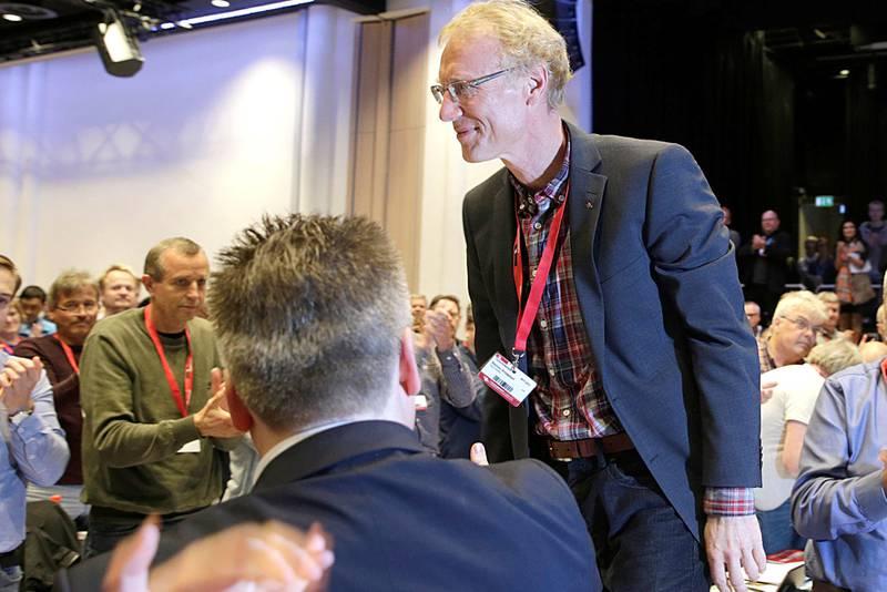Bemanningsbransjen er til hinder for inkludering, mener nestleder Steinar Krogstad i Fellesforbundet.