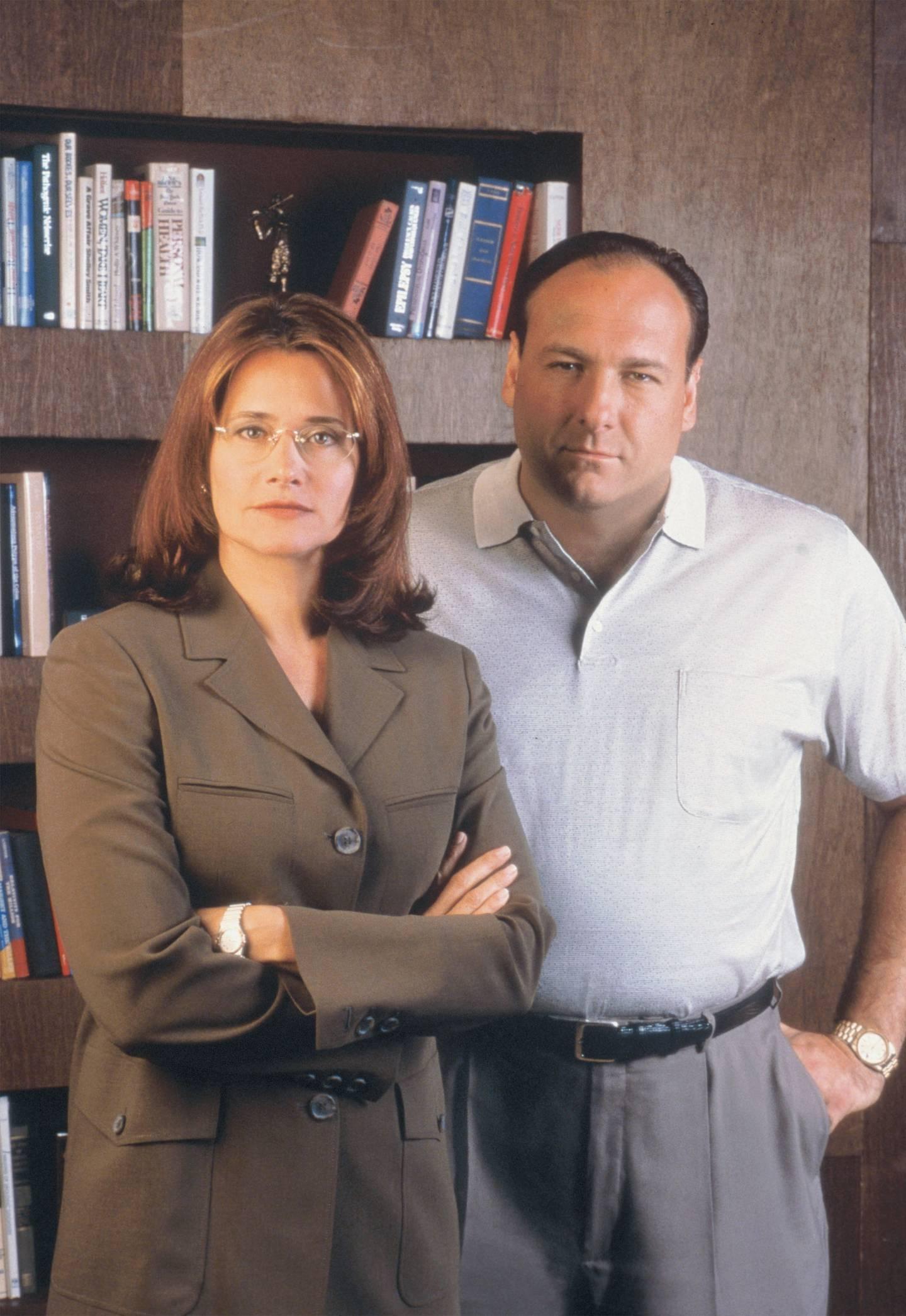 Tony Soprano (James Gandolfini) åpnet seg for psykologen sin, dr. Jennifer Melfi. (Lorraine Braco). At en mann gikk i terapi på TV skal ha bidratt til at norske menn i større grad oppsøkte psykologhjelp på 2000-tallet.