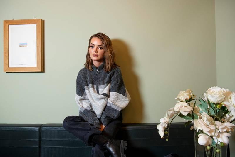 Sophie Elise Isachsen. Forfatter, blogger og influenser. Aktuell med boka Ting jeg har lært.
