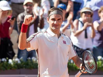 Federer på toppen av verdens best betalte idrettsutøvere