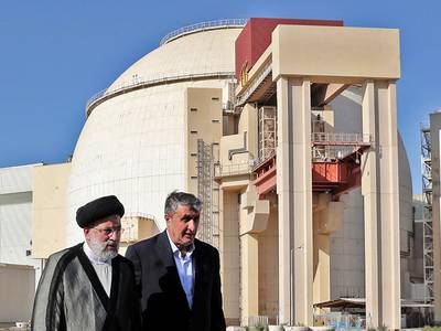 Usikkerhet rundt atomstrategien til Irans nye regjering