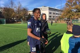 Frigg vant med tosifret – scoret seks mål på 13 minutter