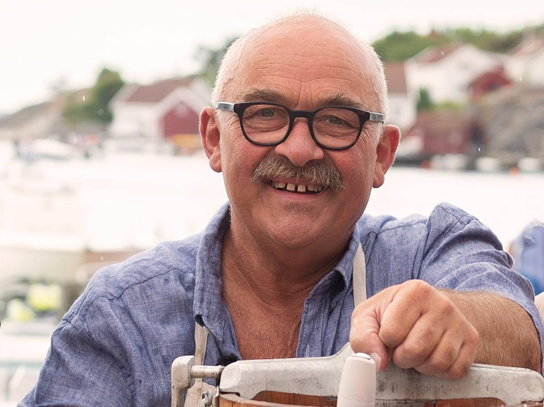 Paal Hennig-Olsen, administrerende direktør, Hennig-Olsen.