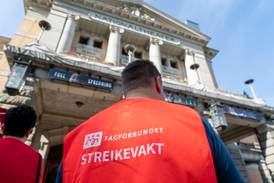 Ytterligere 209 kulturansatte tas ut i streik fra 25. oktober