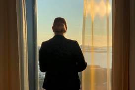 Da beskjeden om permitteringer i Nordic Choice Hotels ble gitt, begynte Nita å gråte