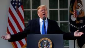 Donald Trump erklærer unntakstilstand. Men det er ingen krise på grensen til Mexico.